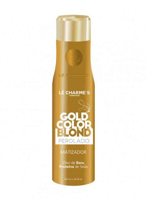 Le Charmes Gold Matizador Juju Salimeni - Perolado 300ml