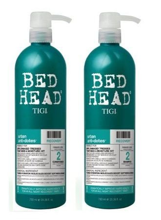 Tigi Bed Head Urban Antidotes Recovery 2 - Kit 2x750ml