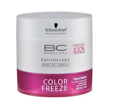Schwarzkopf Bonacure Color Freeze Máscara - 200ml