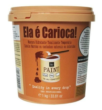Lola Máscara Hidratante Tonalizante Ela é Carioca 1Kg