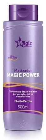Magic Color Power Matizador Efeito Pérola