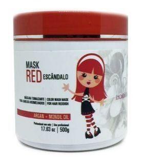 Maria Escandalosa Máscara Matizadora Red Escândalo - 500g