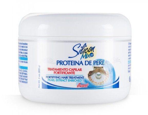 Silicon Mix Mascara Proteína Perla Fortificante - 225g