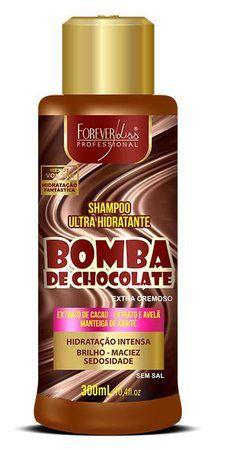 Forever Liss Shampoo Bomba de Chocolate 300ml