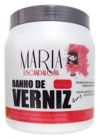 Banho de Verniz Maria Escandalosa 1kg