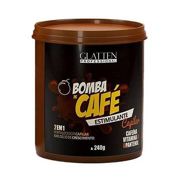 Máscara Bomba de Café Glatten 250kg