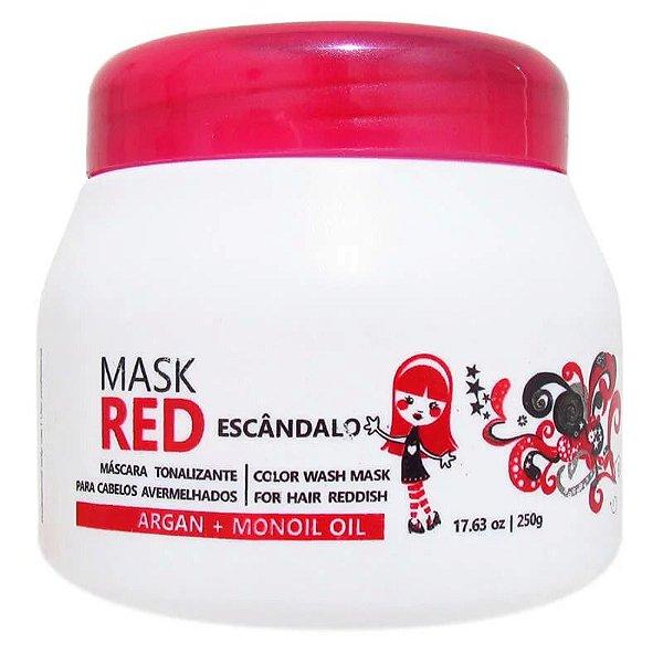 Maria Escandalosa Máscara Matizadora Red Escândalo - 250g