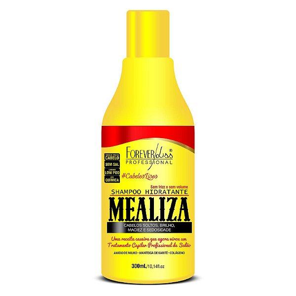 MeAliza Forever Liss  Shampoo Hidratante s/ Sal 300ml