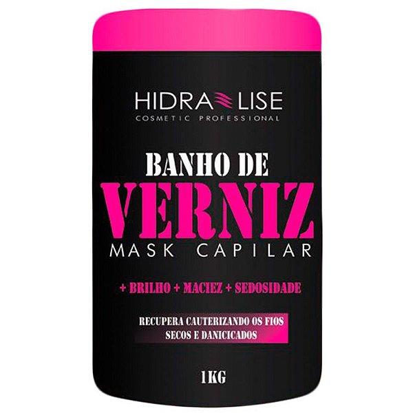 Banho de Verniz Máscara Capilar  1kg - Hidra Lise