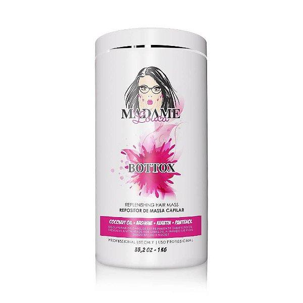 Madame Bbtox Com Filtro UV  Alisa e Reduz Volume (+brinde) -