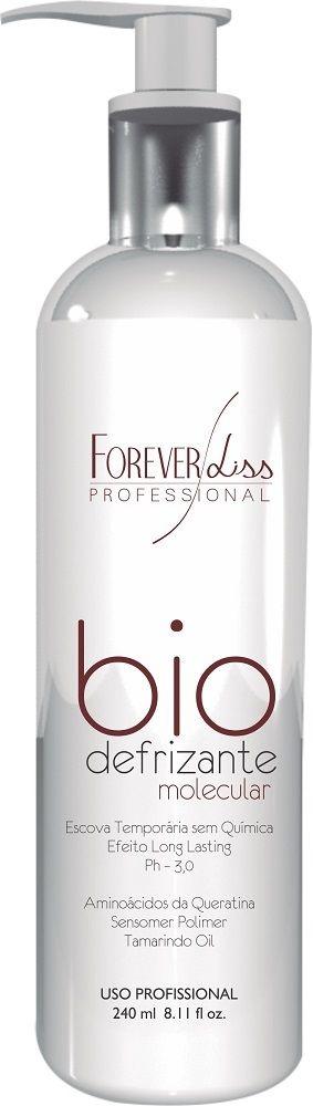 Forever Liss Bio Defrizante – Escova Temporária sem Química 240ml