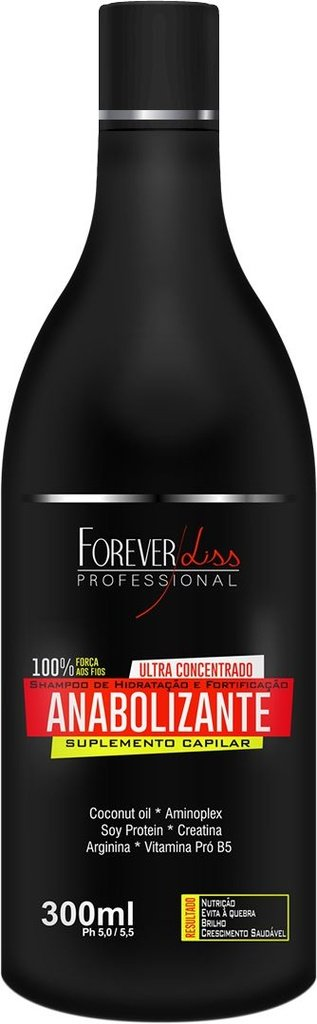 Forever Liss Shampoo Fortificante 300 ml