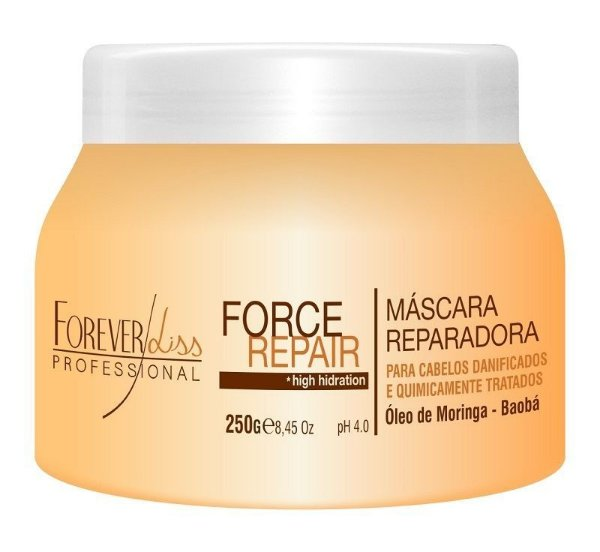 Forever Liss Force Repair Máscara 250 g