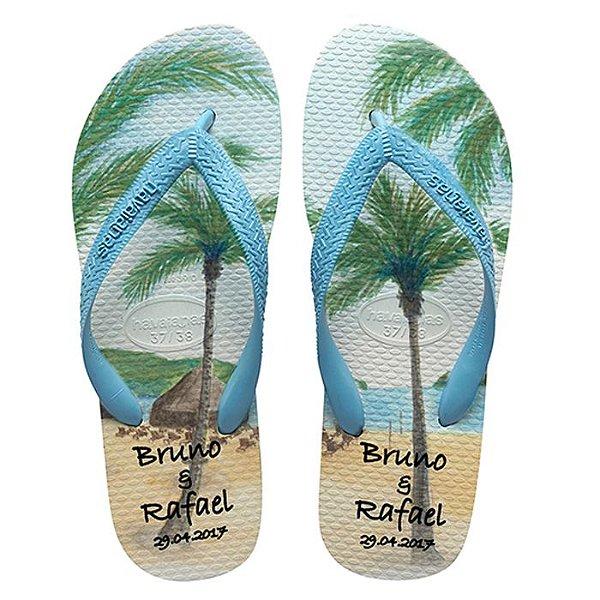 Havaianas Tradicional - Casamento