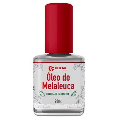 Óleo de Melaleuca puro 100% 20 ml