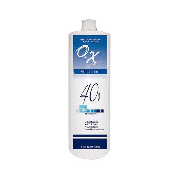 Oxidante ox SPA 40 volumes com PCA sódico