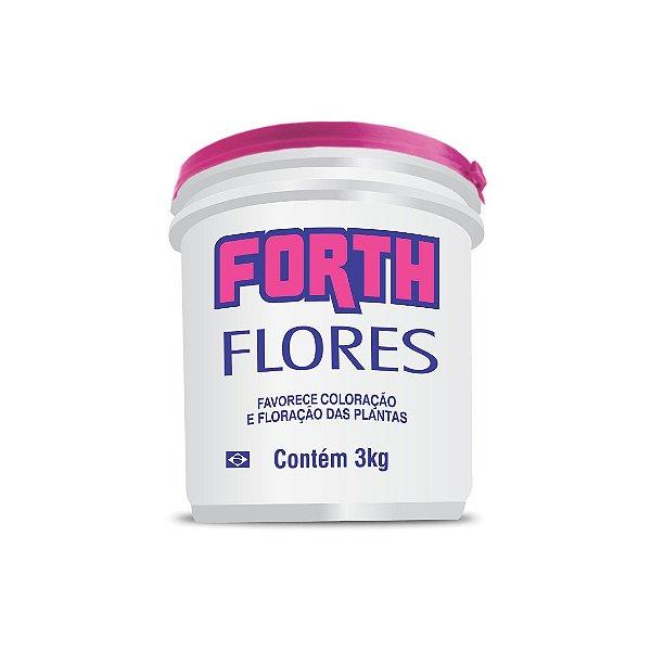 Fertilizante FORTH FLORES - 3kg