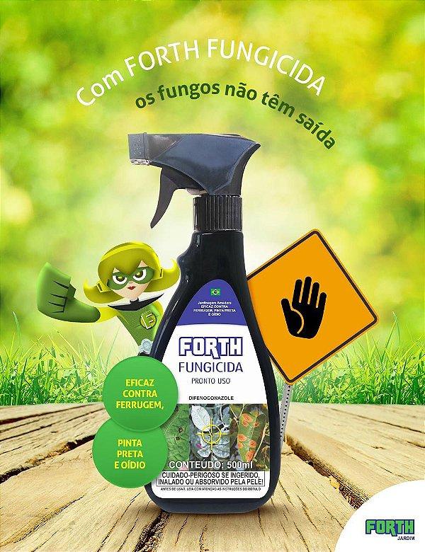 Forth Fungicida - Pronto para Uso 500ml