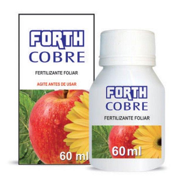 Fertilizante FORTH COBRE - Concentrado 60ml