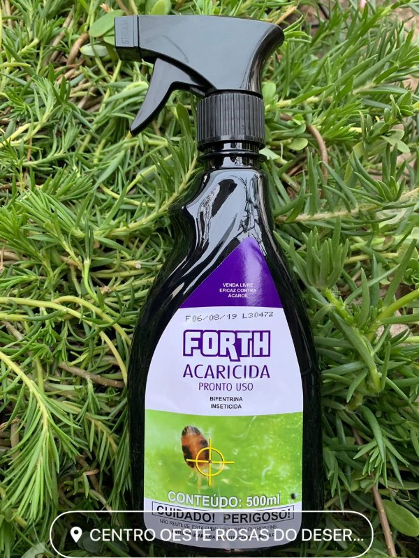 Forth Acaricida - Bifentrina - Pronto para uso 500ml