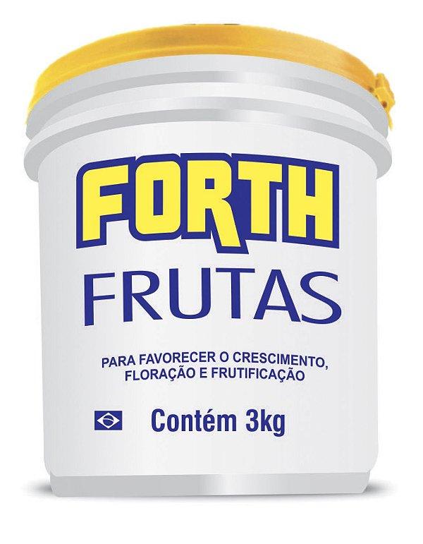 Fertilizante FORTH FRUTAS - 3kg
