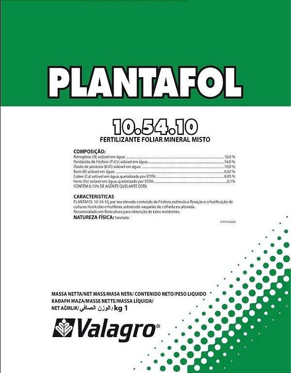 Fertilizante Foliar Plantafol - 10.54.10 - 1Kg