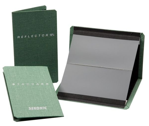 Sekonic Gray Card