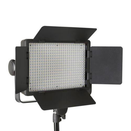 Video Led Light 500C Bicolor 3300-5600K