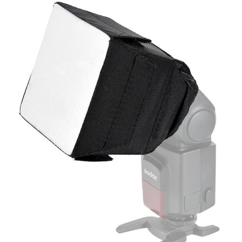 Mini Softbox Bouncer 10x10 para Flash Speedlite