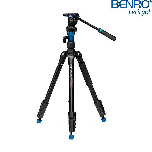 Kit Tripé de Vídeo Benro Aero 2  A1883FS2CA