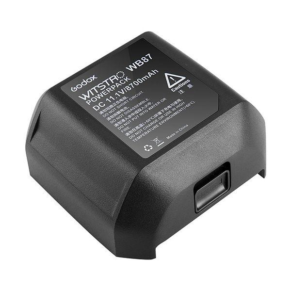 Bateria Avulsa Godox Para Witstro AD600  - WB87