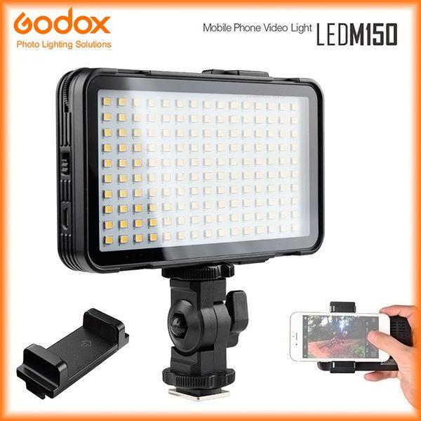 Led GODOX M150 para Smartphone
