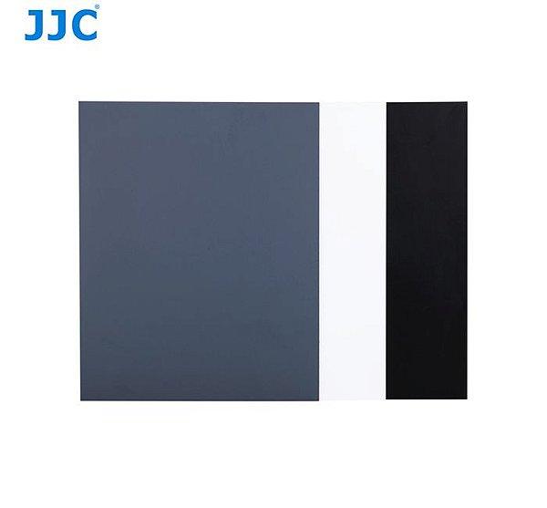 Cartão Cinza JJC 3 em 1 para Digital Resistente à Água