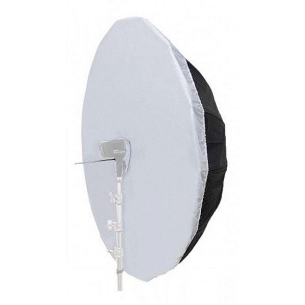 Sombrinha Large Umbrella Branca 180 + Difusor