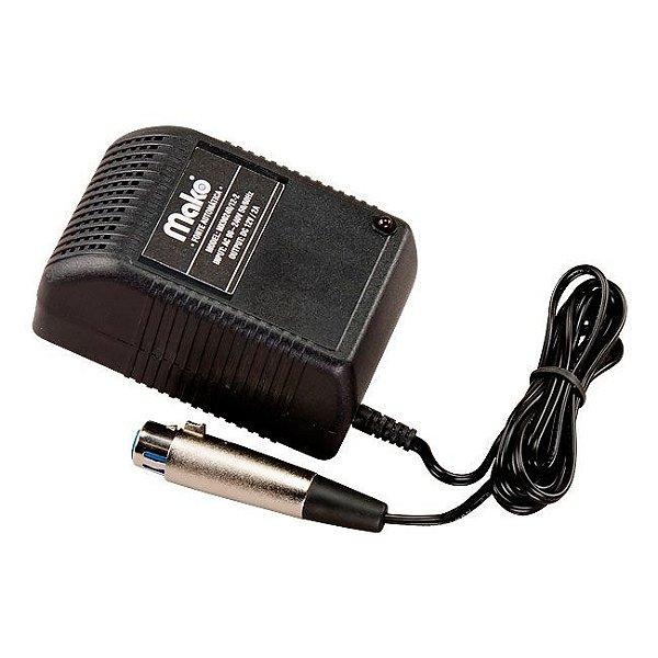 Carregador para bateria - Flash Mako 1001DC e 3003DC