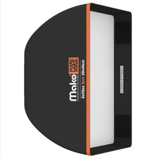 Softbox Spot 30x40cm - G4 - Encaixe Bowens