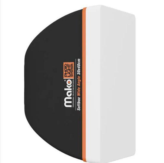 Softbox Wide Angle 40x55cm - G4 - Encaixe Bowens