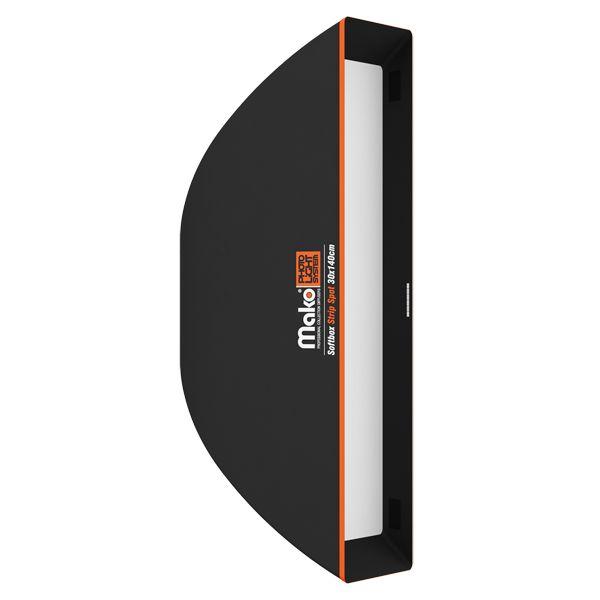 Softbox Strip Spot 30x140cm G3