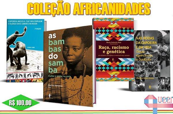 COLEÇÃO AFRICANIDADES