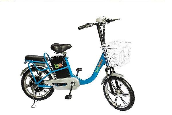 Bicicleta Elétrica Biobike, Quadro em Aço, Modelo EB 01