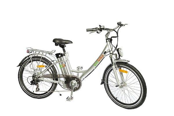 Bicicleta Elétrica Biobike, Quadro em Alumínio, Modelo JS 32