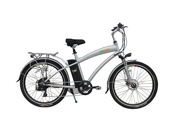 Bicicleta Elétrica Biobike, Quadro em Alumínio, Modelo CLASSIC