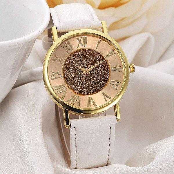Relógio Sand Glitter