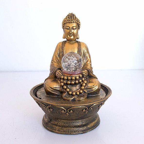 Fonte Buda Tibetano