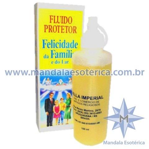 FLUIDO PROTETOR FELICIDADE DA FAMÍLIA E DO LAR
