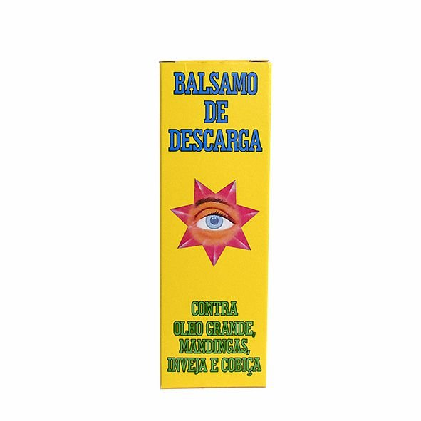 Bálsamo Fluido - Descarga Contra Olho Grande