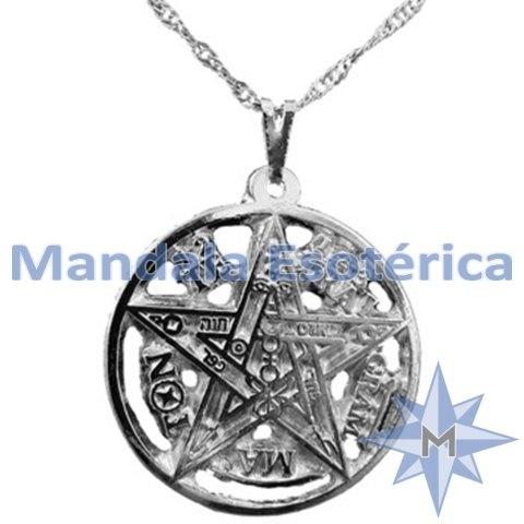 Gargantilha Tetragrammaton Vazada