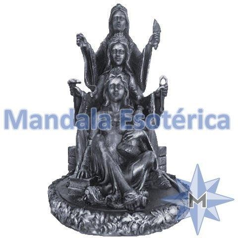 Deusa Celta Brigith Cinza