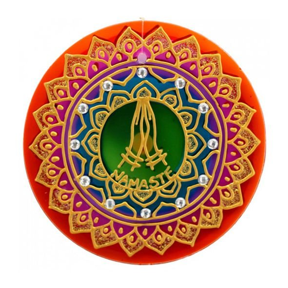 Mandala Namastê - Grande