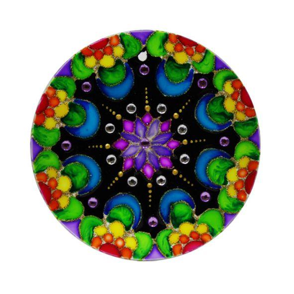 Mandala Lua - Grande
